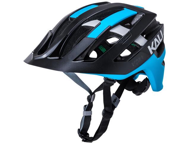 Kali Interceptor Helmet matte black/blue